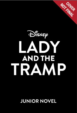 Lady and the Tramp temp cover
