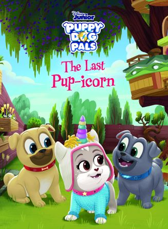 The Last Pup-icorn