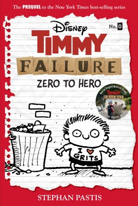 Timmy Failure: Zero to Hero