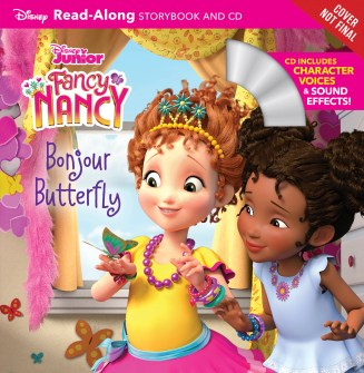 Fancy Nancy Read-Along Storybook and CD