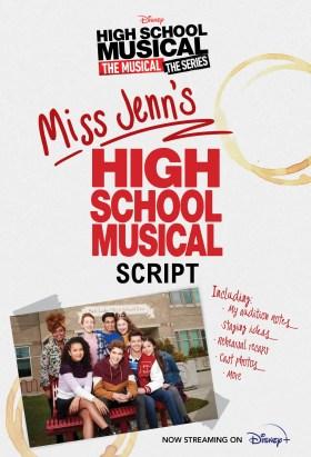 Miss Jenn's High School Musical Script