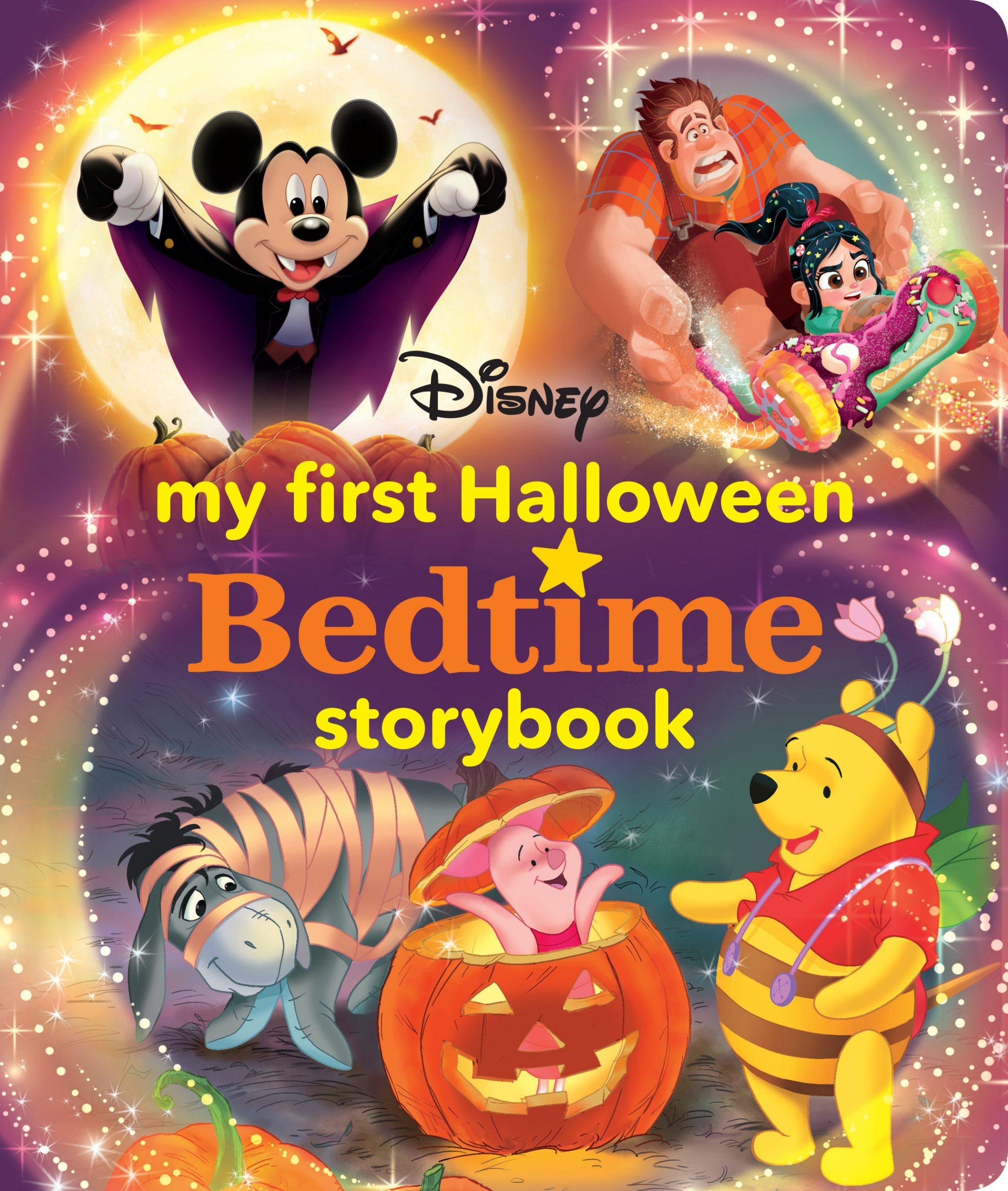 Disney Halloween Pictures.My First Halloween Bedtime Storybook Disney Books Disney Publishing Worldwide