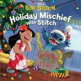 Holiday Mischief with Stitch