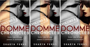 Book Cover: Domme Chronicles in 3 Volumes