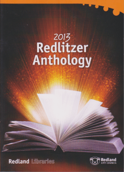 Cover of the 2013 Redlitzer Anthology