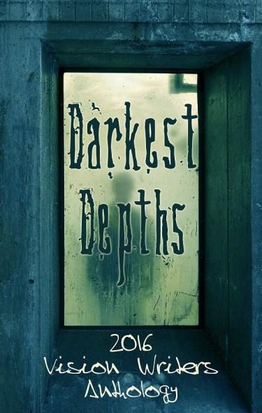 Cover of Darkest Depths anthology containing God's Chosen