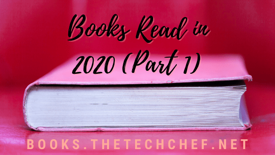 Books Read in 2020 Part 1 Banner