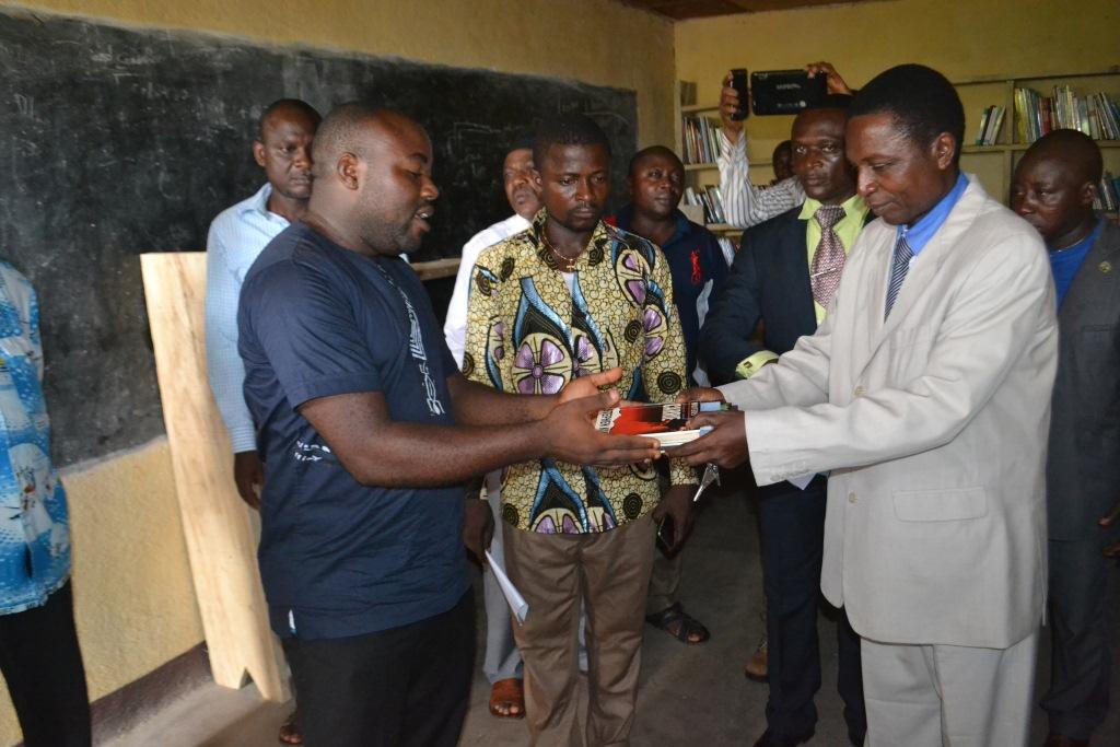 Muyuka School Library, Cameroon