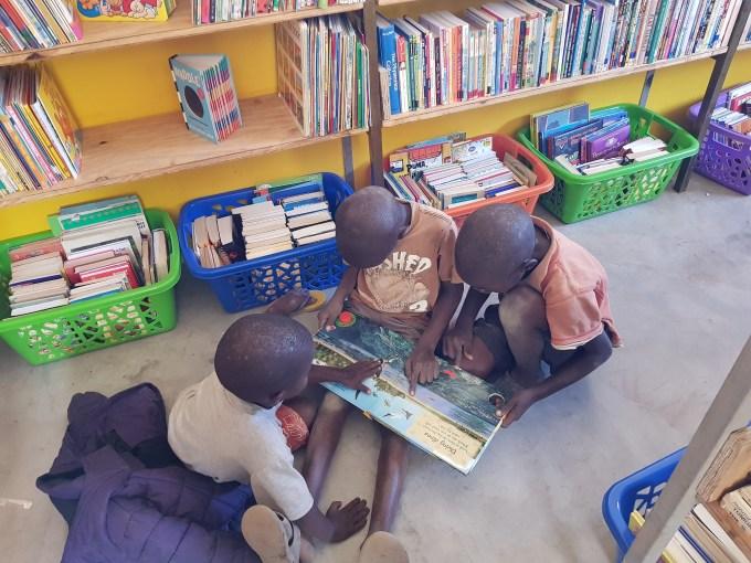 Tukongote library 14