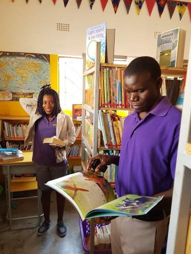 Tukongote library 19