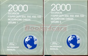 Ford Truck Manuals at Books4Cars
