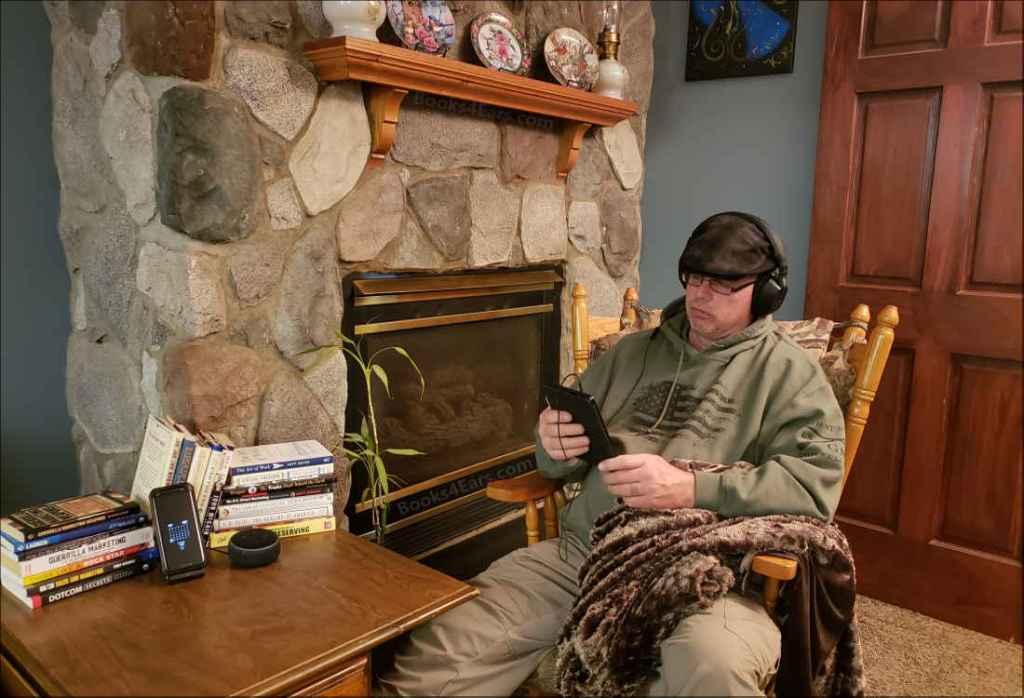 Brian D. Hawkins - Reading... Listening.