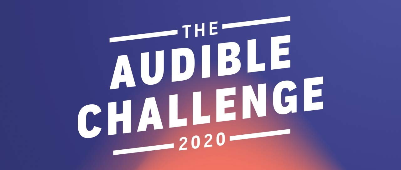 Audible Wants To Send You A $20 Amazon Credit – The Audible Challenge 2020