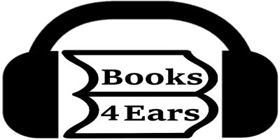 Books4Ears Logo