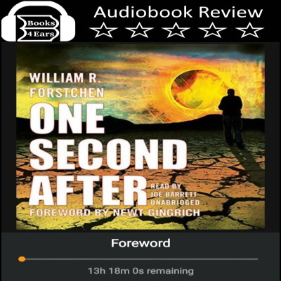 One Second After – Audio Book Review