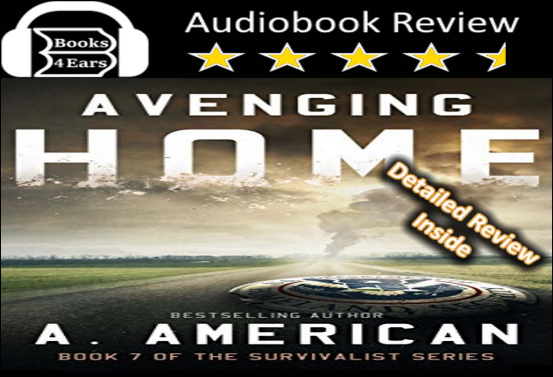 Avenging Home – Audiobook Review