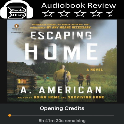 Escaping Home – Audiobook Review