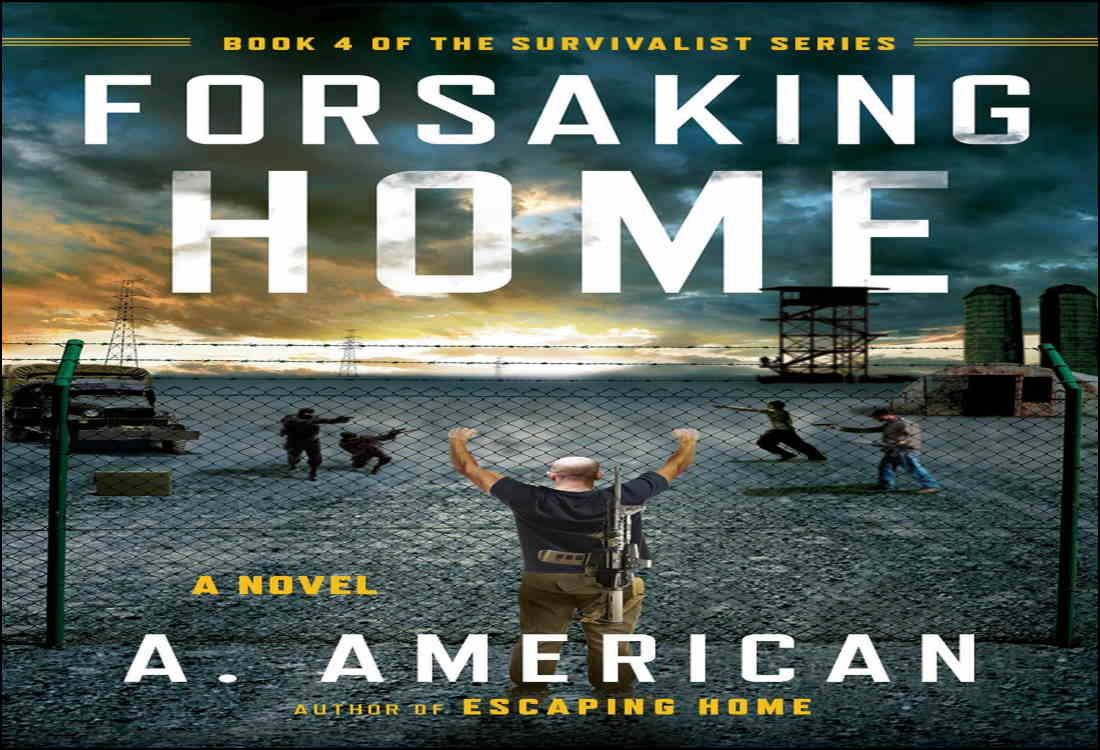 Forsaking Home – Audiobook Review via @Books4Ears