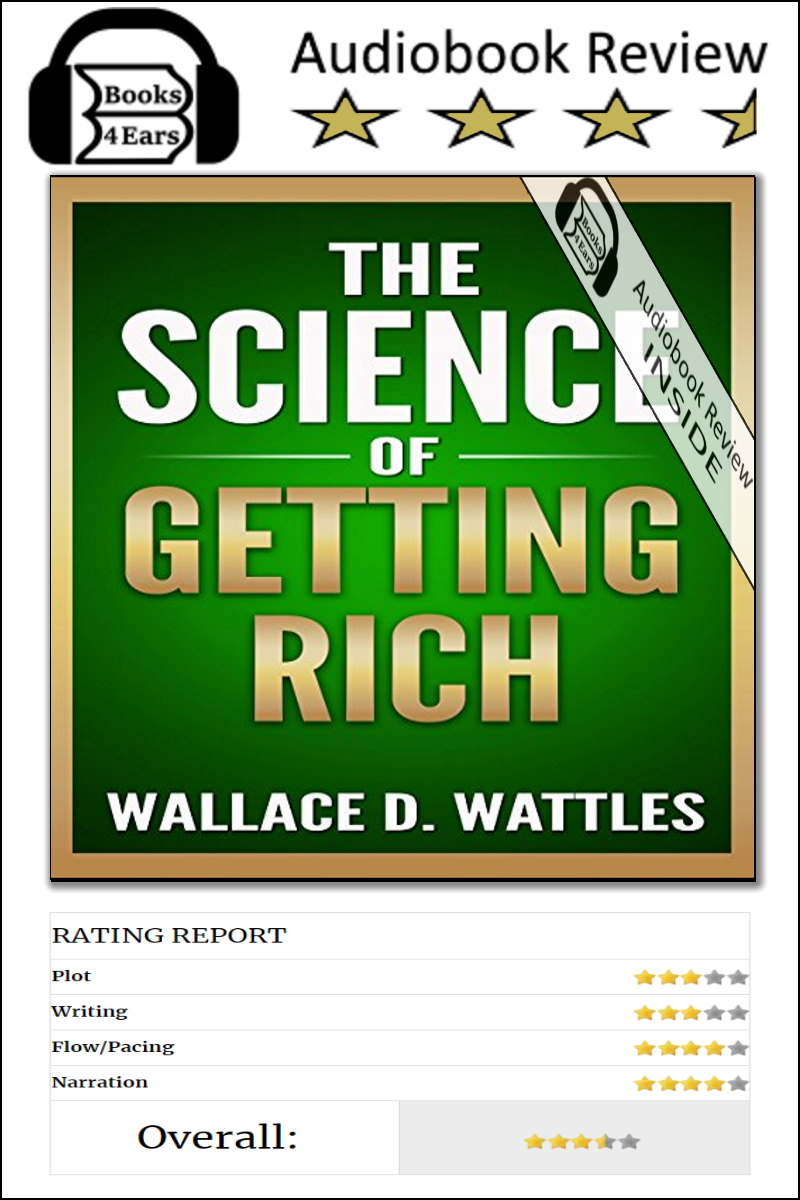 The Science of Getting Rich detailed book review and book chapter list via @Books4Ears