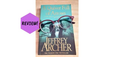 Book review of Jeffrey Archer's A Quiver Full of Arrows