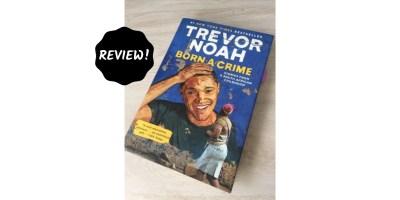 'Born a Crime' by Trevor Noah