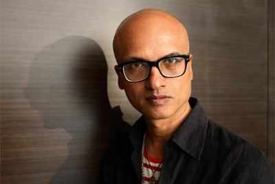 AUTHOR AND POET JEET THAYIL