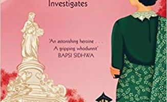 Cover of A Murder on Malabar Hill by Sujata Massey