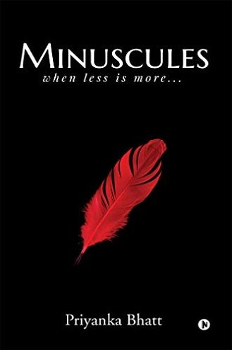 Cover of Minuscules by Priyanka Bhatt