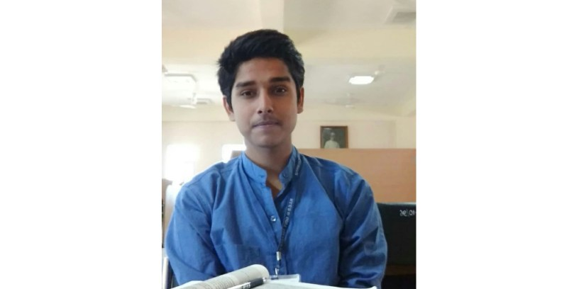 Hamirpur boy Nishant's liking for books in his pursuit for professional success
