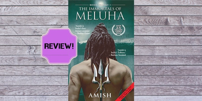 Book review of 'Immortals of Meluha' by Amish Tripathi
