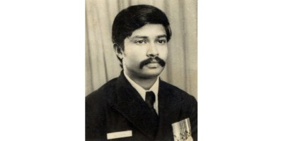 How Navy man Asokan Ponnusamy became a published author