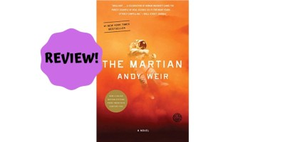 Book review of 'The Martian' by Andy Weir