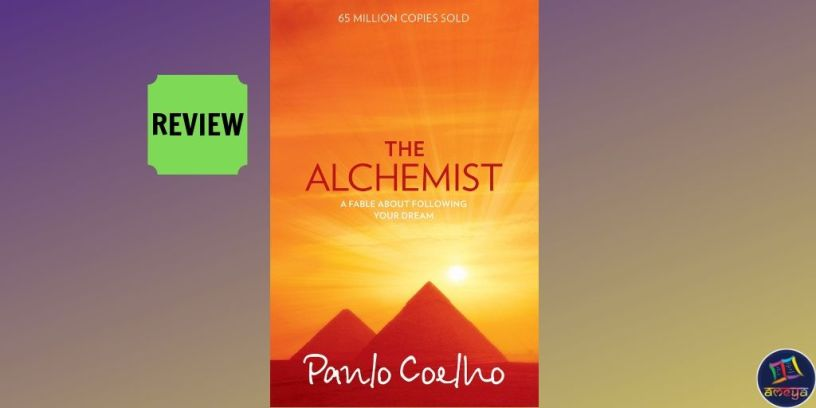 Book review of 'The Alchemist' by Paulo Coelho