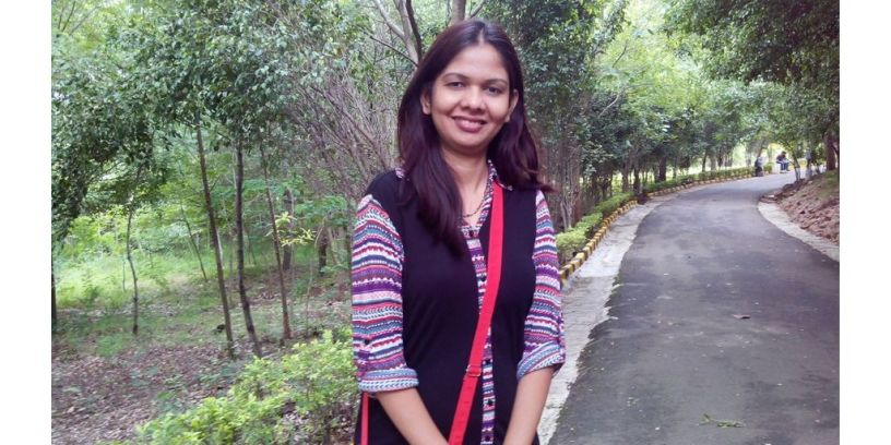 Anagha Aglawe from Pune has been a voracious reader from an early age