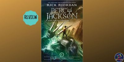 Book review of Rick Riordan's 'The Lightning Thief'