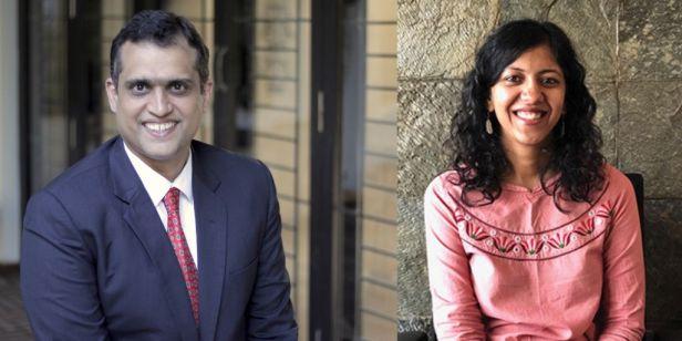 Nandan Kamath and Aparna Ravichandran: Authors and editors of 'Go India! India's Sporting Transformation'