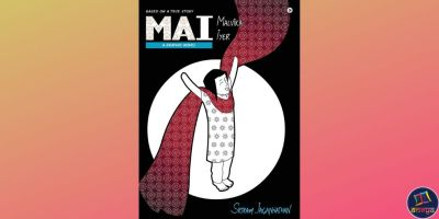 Book cover of Mai A Graphic Novel by Sriram Jagannathan