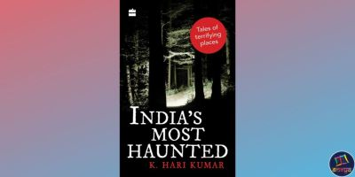 Book cover of India's Most Haunted by Hari Kumar K.
