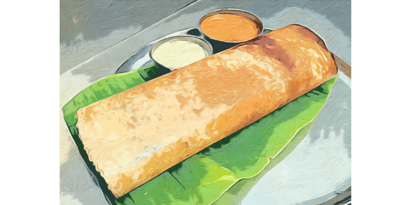 Dosas for the demon is a folk tale from Kerala