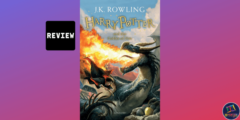Harry Potter and the Goblet of Fire JK Rowling PDF download
