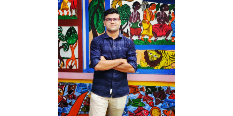 Sandeep Kumar Shaw attributes the radical changes in his thoughts to his reading habits
