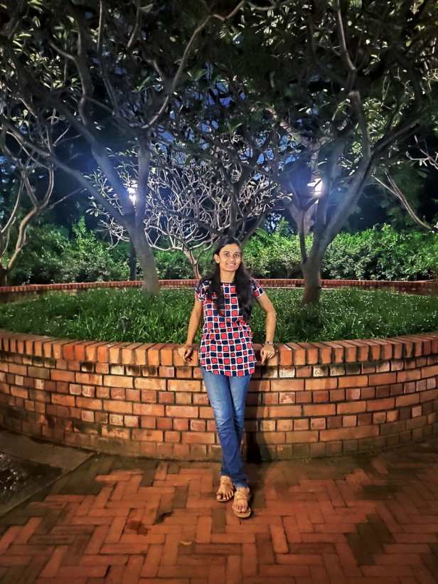 College life gave Jeyalakshmi the chance to fulfill her childhood dream of reading