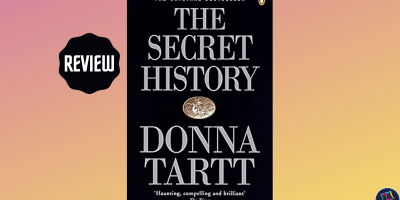 Book review of The Secret History, by Donna Tartt