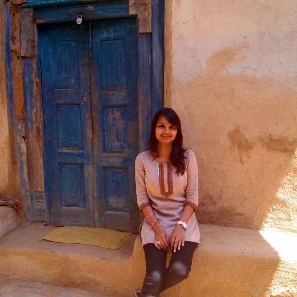 Saroj Gupta became a regular reader after she had a chance to read Peter Pan