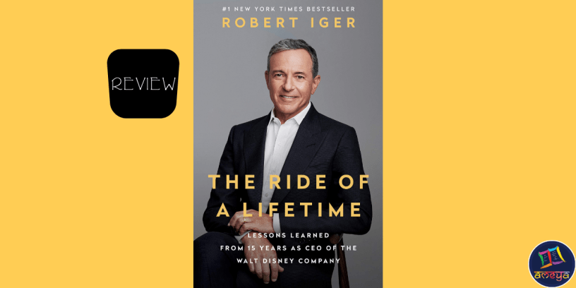 The Ride of a Lifetime is a novel by Robert Iger describing his time as the CEO of Disney in the company's most turbulent times