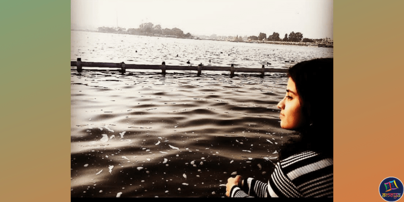 Pallavi Ratha started reading at a very early age, and that helped bring the best out of her