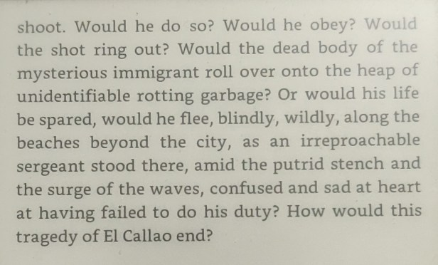 An excerpt from Aunt Julia and the Scriptwriter by Mario Vargas Llosa