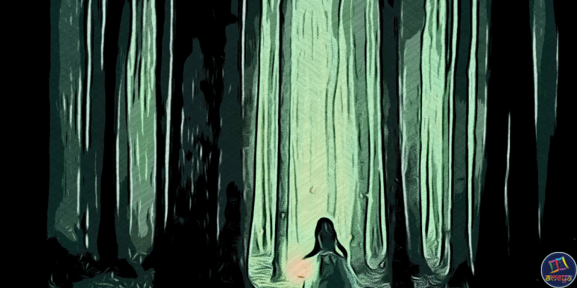 The Gift is a touching piece of poetry about a little girl who is kidnapped by a thief in the woods