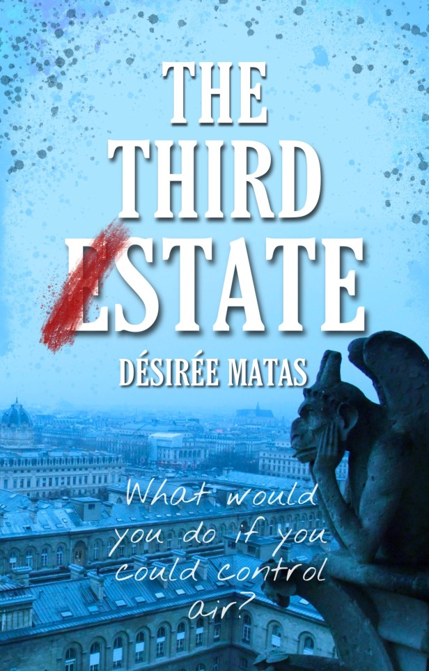 The Third (E)state by Spanish author Désirée Matas