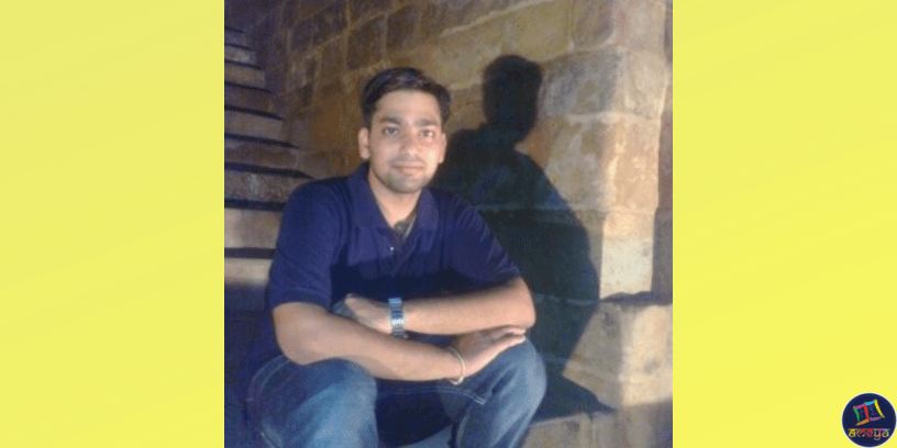 Arpit Garg started his reading journey as a means to kill time on a train trip from Vasco da Gama